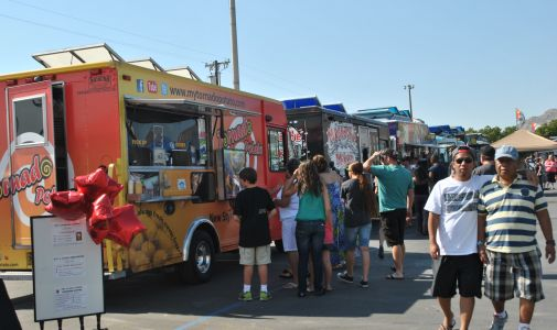 Food Truck Festival Maine